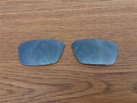 Black iridium polarized Replacement Lenses for Oakley Razrwire