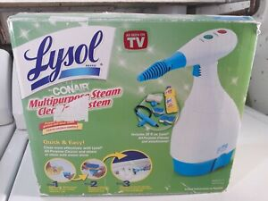 Lysol Conair Multipurpose Steam Cleaning System new in box