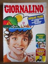 GIORNALINO n°21 1975 Asterix La Linea + Poster Capitan Erik  [G554]