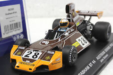 FLY 062103 BRABHAM BT44 AUSTRIAN GRAND PRIX 1974 NEW 1/32 SLOT CAR IN DISPLAY