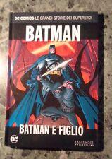 BATMAN E FIGLIO DC COMICS LE GRANDI STORIE DEI SUPEREROI EAGLEMOSS 2016 AA/1244