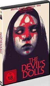 The Devil's Dolls DVD NEU/OVP FSK18!