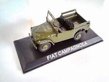 FIAT CAMPAGNOLA - 1:43  AUTO DIECAST IXO / IST LEGENDARY CAR /BA50