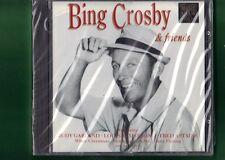 BING CROSBY E FRIENDS JUDY GARLAND FRED ASTAIRE CD NUOVO SIGILLATO