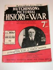 Hutchinson's Pictorial History of the War No. 6, WWII