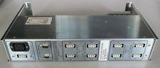 04-13-01103 Sun StorEdge PDU EMS-PS-UNIV 300-1393-01 250v ~/24a/47-63hz