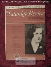 Saturday Review October 5 1942 VIRGINIA WOOLF E. M. FORSTER