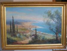 HELMUT STADELHOFER 1914-1979 Listed GERMAN Genre Landscape Impressionist