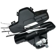 "Daiwa Minicast MC40 Spincast Mini System Compact Travel Kit 4'6"" Ultralight 5-pc"