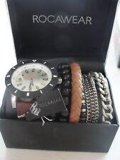 Rocawear Mens Quartz Battery Wristwatches Ebay