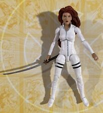 Marvel Legends Custom COLLEEN WING - Spider man Woman Power Man Iron Fist Misty