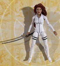 Marvel Legends Custom COLLEEN WING - Spider man Woman Power Man Iron Fist Misty