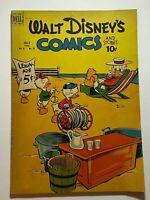 Walt Disney's Comics & Stories #106 Carl Banks Art Donald Duck 1949 Dell Comics