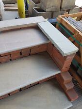 STONE WALL CAPPING.  600 x 150 x 40mm thick. Tyne and Wear area