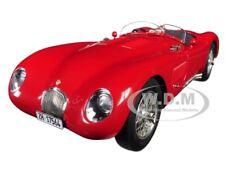 1952 Jaguar C-Type xkc 023 красный Ltd Ed 1,000 шт. 1/18 литая модель от CMC 193