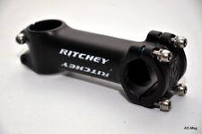 Potence de Vélo - RITCHEY Noir - Lg. 105mm / Diam. 31,8mm - NEUF (lg rayure)