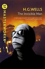 The Invisible Man by H. G. Wells, Book, New (Paperback)