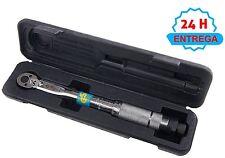 "LLAVE DINAMOMETRICA 1/4"" DE 2-24 NM  -  1/4"" Torque Wrench 2 - 24nm --- 6902"