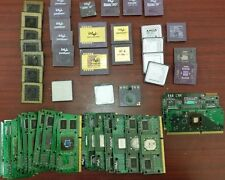 Scrap CPU 4 LBS Used and Untested for Scrap or Gold Recovery. As is.