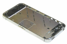 Apple iPhone 4s marco intermedio Middle marco Bezel frame Board fondos cover nuevo