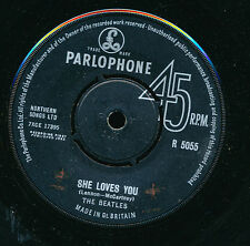 "THE BEATLES 45 TOURS 7"" UK I'LL GET YOU"