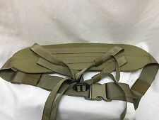 Eagle Industries MOLLE II Rifleman Kit Waist Pad Belt Khaki ALICE Multicam Ruck