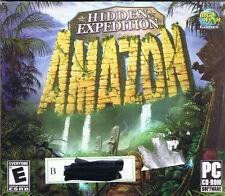 Hidden Expedition: Amazon (PC, 2008, Big Fish Games)