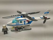 Lego 7741 City Town Police Helicopter Helicoptere - Complet de 2008