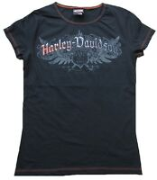 Bravado Official HARLEY DAVIDSON Merchandise Size 1903 Vintage Print T-Shirt M