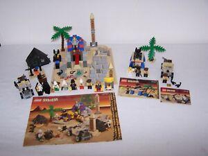 Vintage 1998 Lego System 5918, 5938, 5978