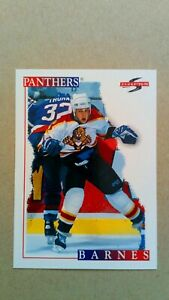 1995-96 Score #22 Stu Barnes Florida Panthers