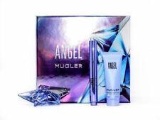 Angel Thierry Mugler EdP 25 ml Bodylotion 50 ml Parfum Brush 7 ml SetDamenduft O