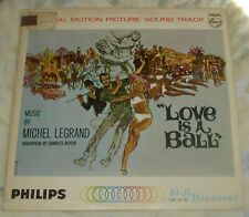 LOVE IS A BALL (Michel Legrand) original mono lp (1963)