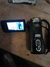 Samsung Hmx-F80Bn High Definition Flash Media Camcorder, Memory Card, Reduced