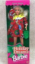 Mattel Barbie Holiday Dreams Doll 1994 Special Edition NRFB #12192