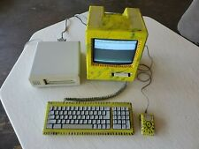 Apple MacintoshPlus 1Mb, w/Apple🍎 Crate, Keyboard,  Mouse &  Carrying Bag
