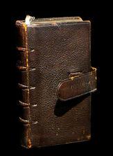 THEOLOGIE MINUSCULE François de SALES] SAINT AUGUSTIN - Règles / Visitation 1652
