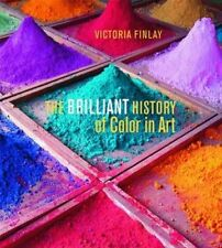 Brilliant History of Color in Art by Victoria Finlay (Hardback, 2014)