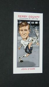 PHILIP NEILL CARD FOOTBALL 2007 CHAMPIONS 1971-1972 DERBY COUNTY RAMS O'HARE