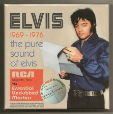 "ELVIS PRESLEY 8 CD SET ""THE PURE SOUND OF ELVIS 1969-1976"" 2017 UNDUBBED MASTERS"