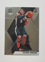 Keldon Johnson Rookie 2019-20 Panini Mosaic  Card RC NBA San Antonio Spurs