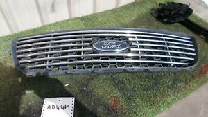 1999 2000 2001 F150 GRILLE EXPEDITION W/ STAINLESS GRILLE BARS OVERLAY NEW F SER