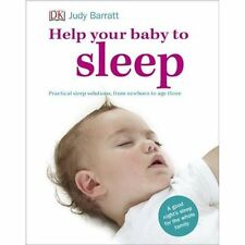 Help Your Baby To Sleep by Judy Barratt (Hardback, 2014)