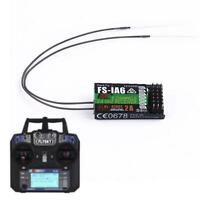 Flysky FS-iA6B 2.4G 6 Channel Remote Control Receiver for RC285 GT2E GT2F GT2G b