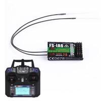 Flysky FS-iA6B 2.4Ghz 6 Channel Remote Control Receiver for RC285 GT2E GT2F GT2G