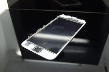 iPhone 6S Plus Blanco Marco de Vidrio Frontal con Pegamento Oca Preinstalado