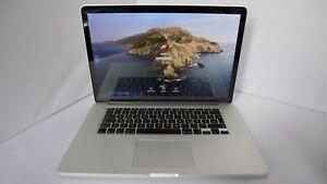 MacBook Pro 15 2014 A1398 2,5 GHz i7 500 SSD 16 GB RETINA mit Zubehör Laptop 22