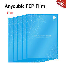 More details for uk anycubic fep film for resin 3d printer photon /s/ photon mono se 140x200mm