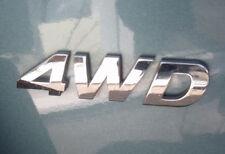 Genuine Hyundai Tucson Rear 4WD Badge - 863402E000