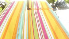 Outdoor Cloth Tablecloth with Umbrella Opening 56X100